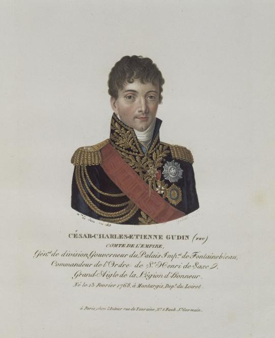 Image result for Charles Etienne Gudin