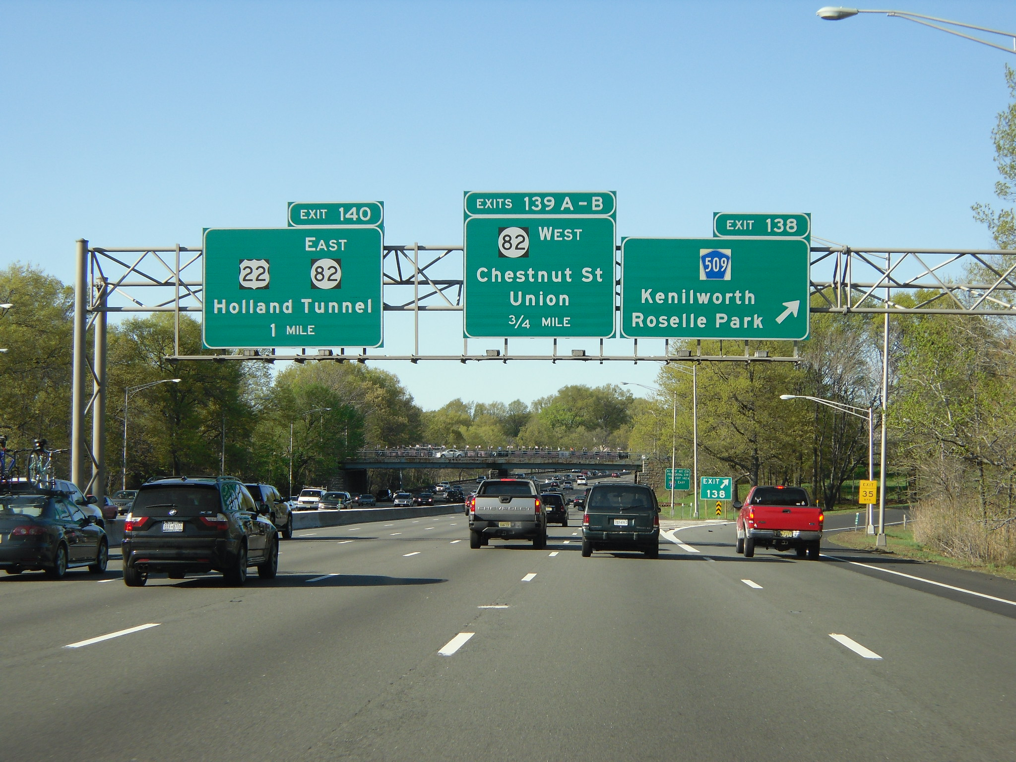 File Garden State Parkway New Wikimedia Commons
