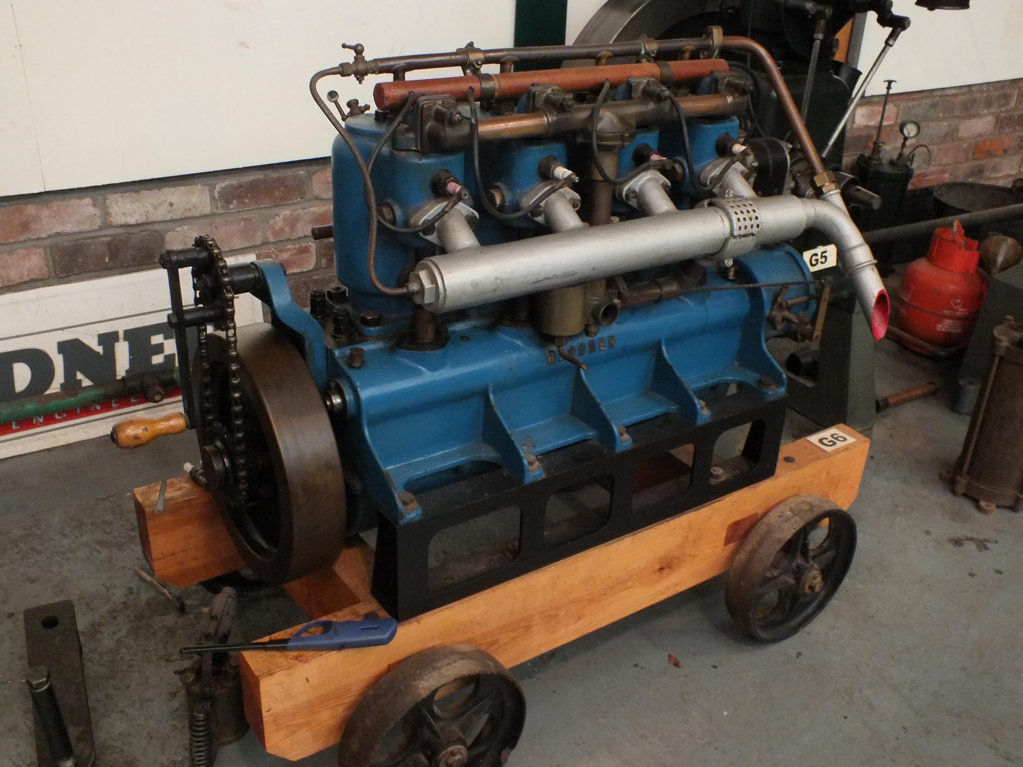 File:Gardner 1908 Type 4CR Marine Petrol Engine Anson 6237.JPG