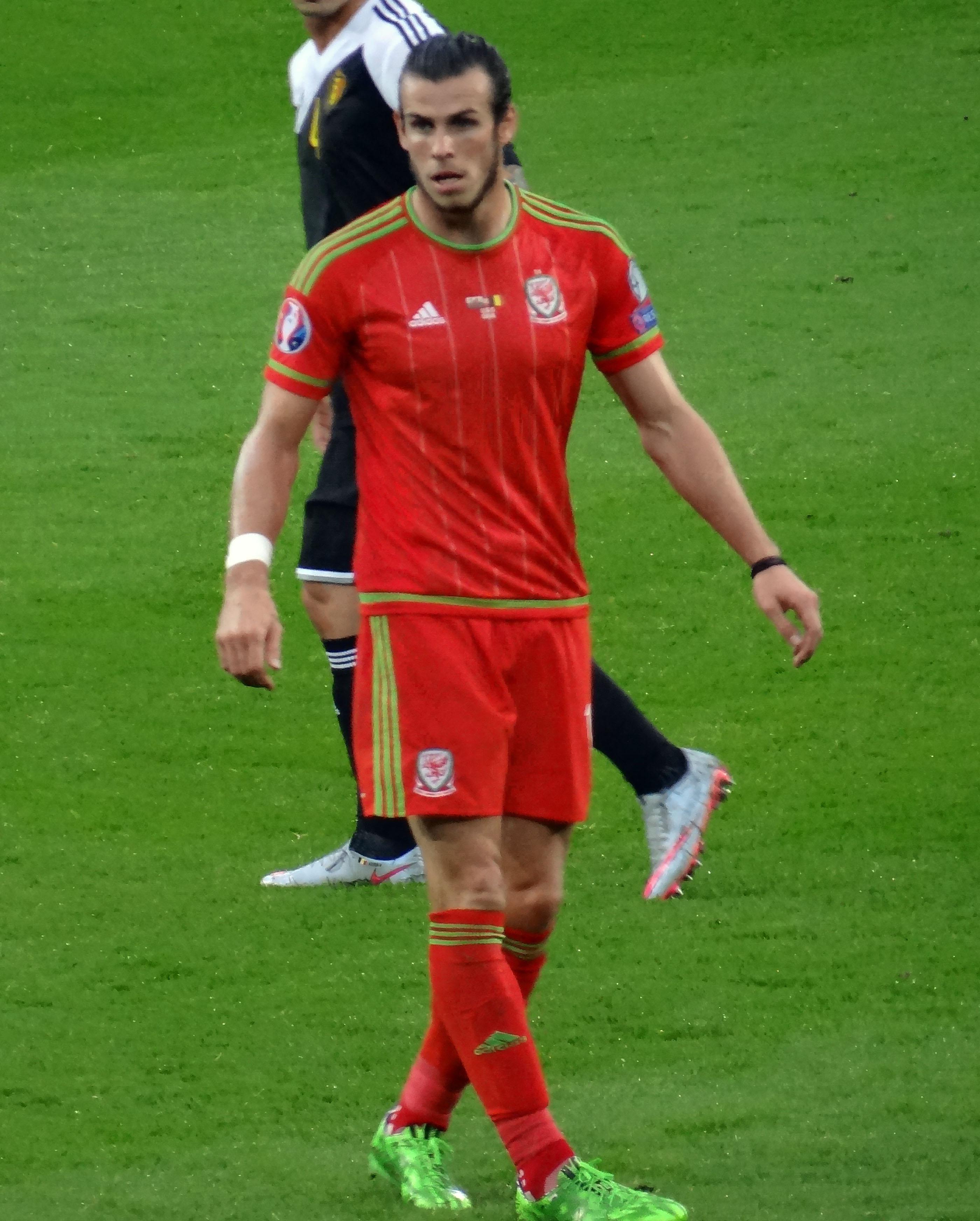 Gareth Bale Größe