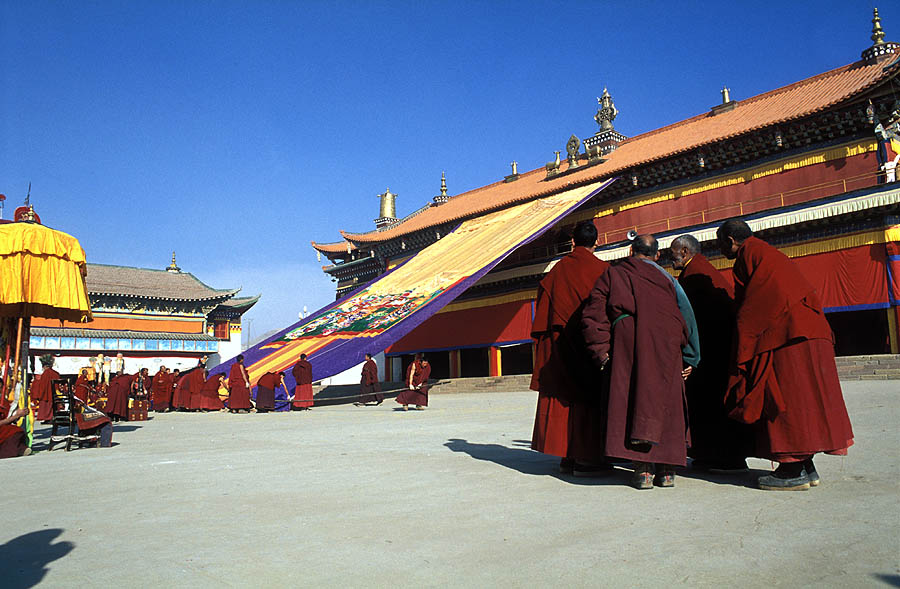 Aba China  City new picture : Gerdeng Monastery Aba Sichuan China Wikimedia Commons