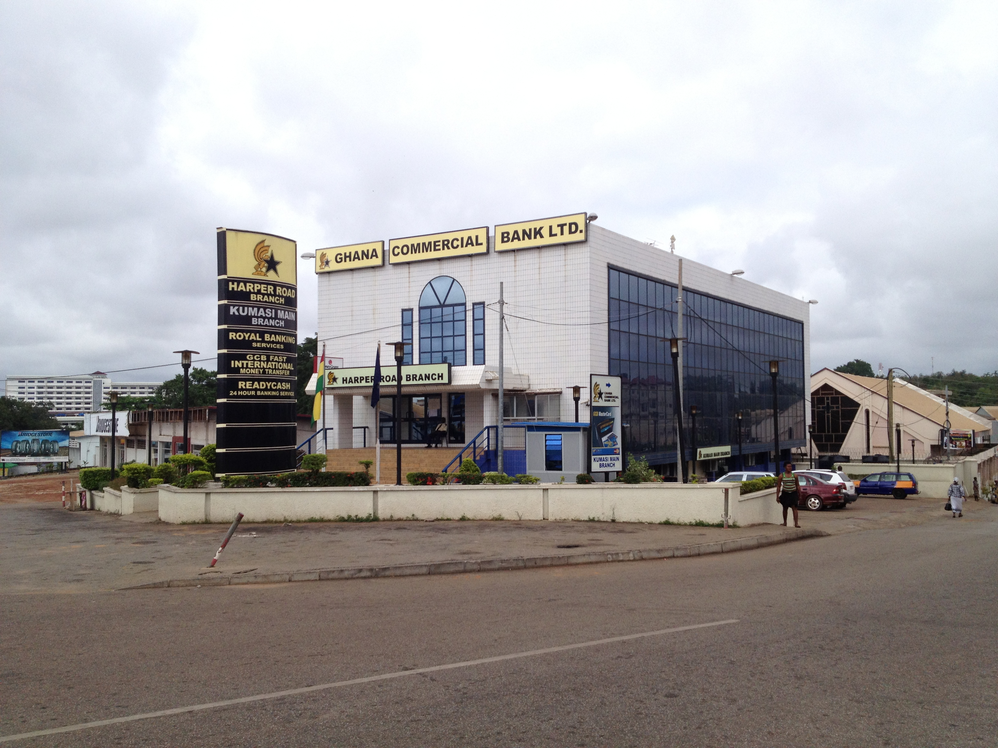 Ghana Commercial Bank in