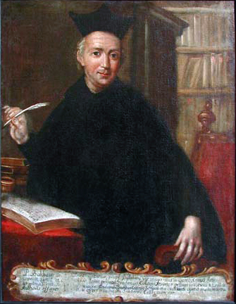 Portrait of Baltasar Gracián