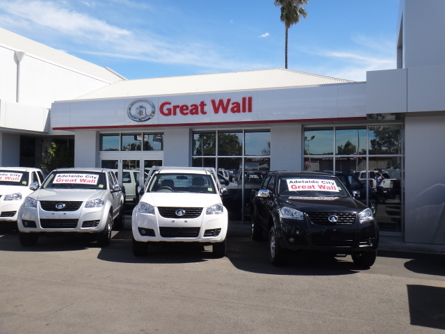 File Great Wall Motors Dealership Adelaide Australia