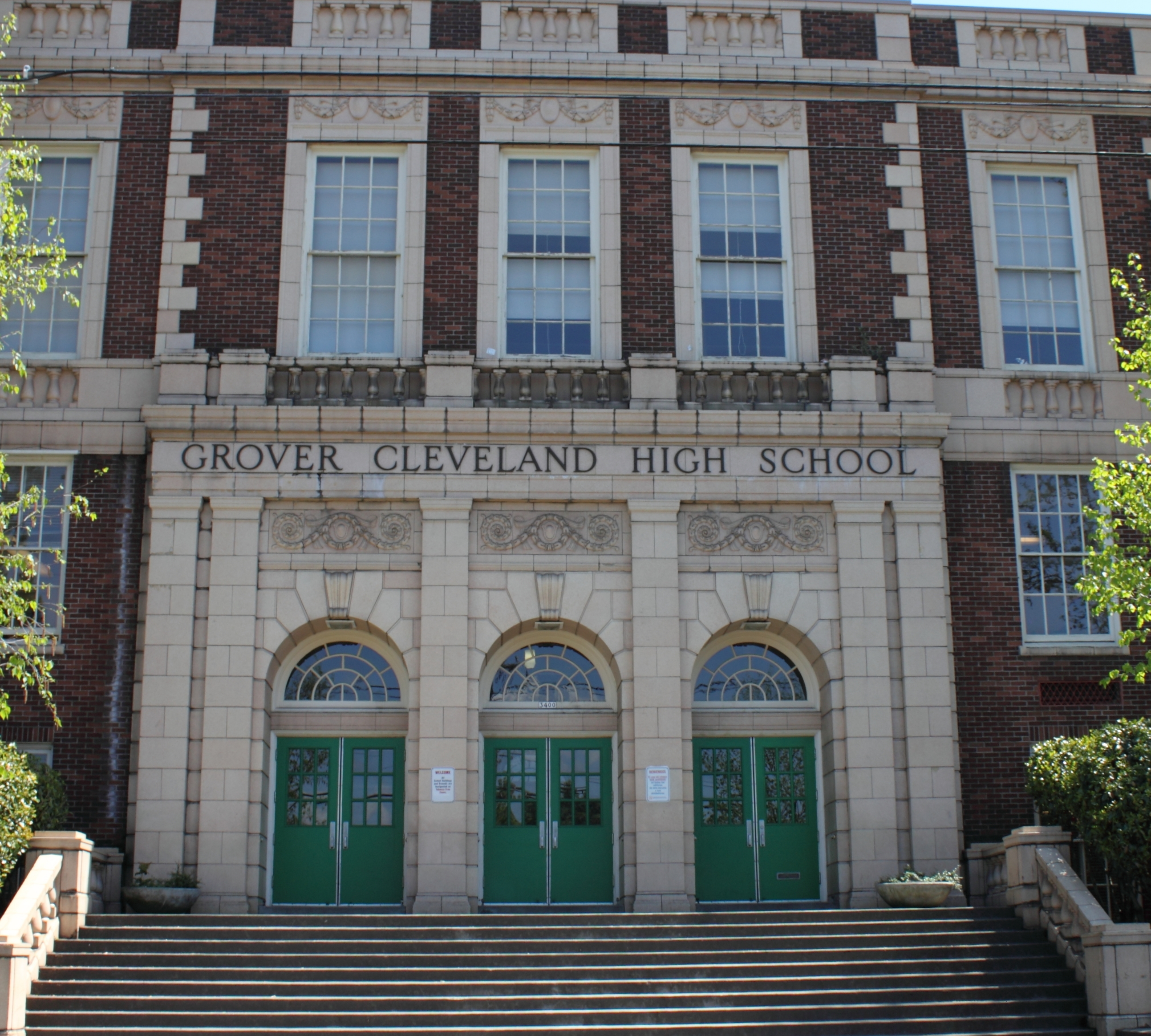 Cleveland High School Portland Oregon Wikipedia