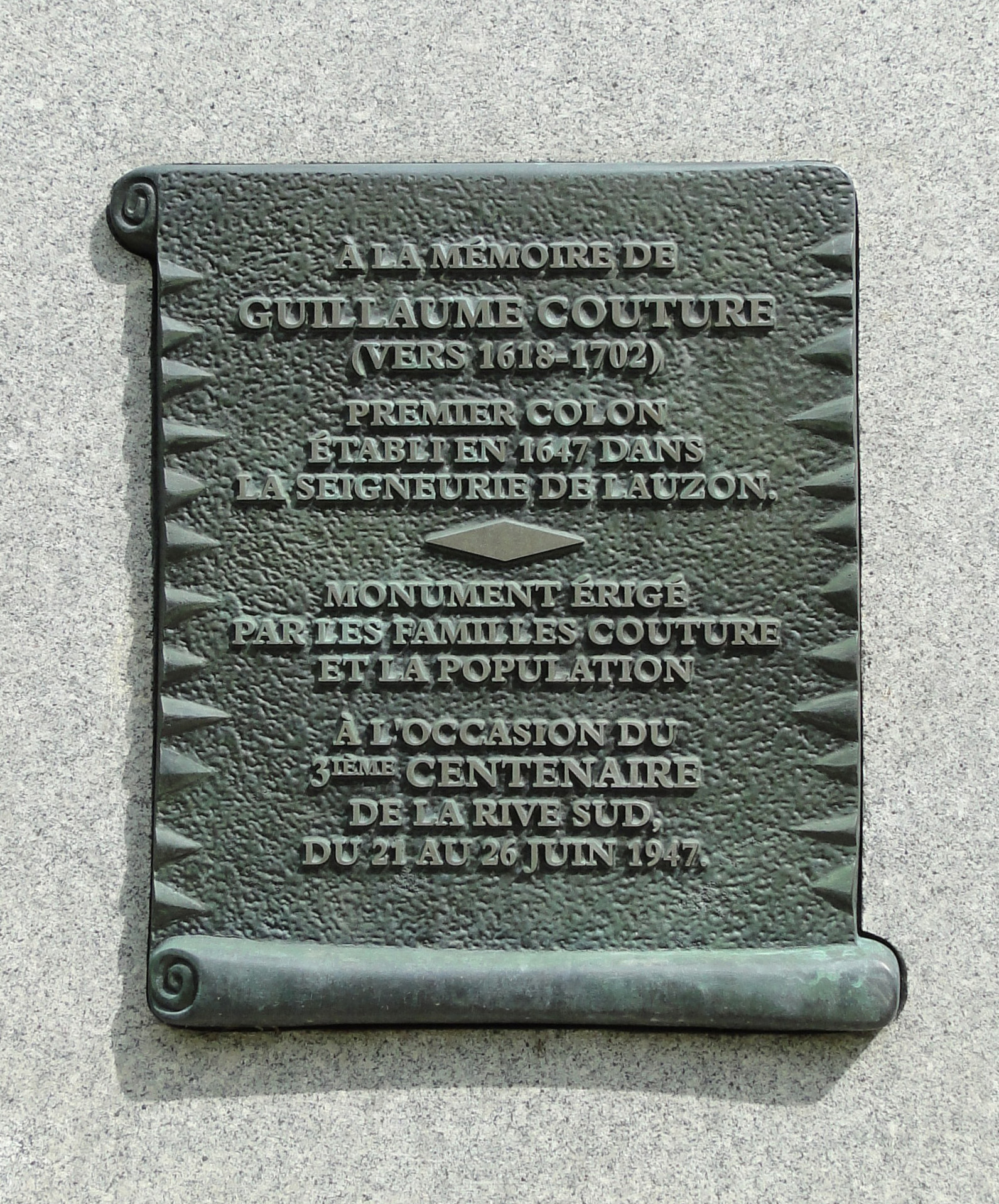 File guillaume couture wikimedia commons for Couture a quebec