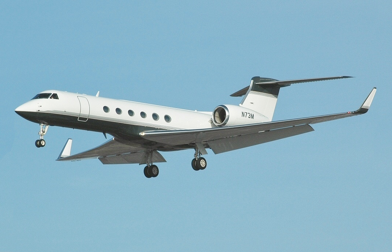 Gulfstream V - Wikipedia