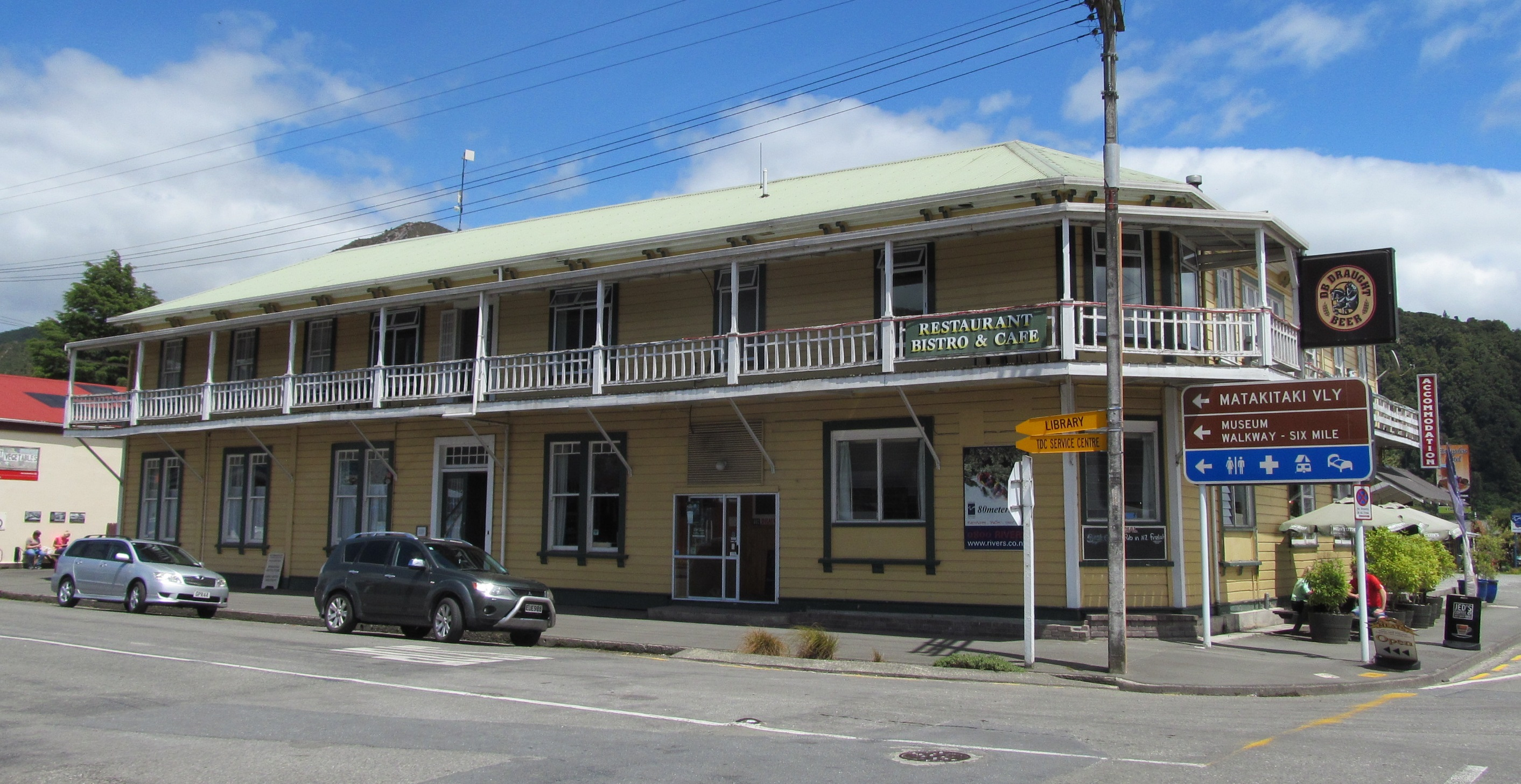 Hotels In Murchison New Zealand