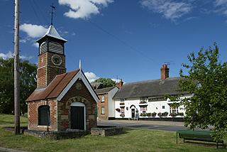 Heath and Reach Human settlement in England
