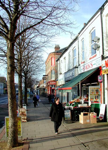 File:Hessle Road, Hull - geograph org uk - 1138054 jpg