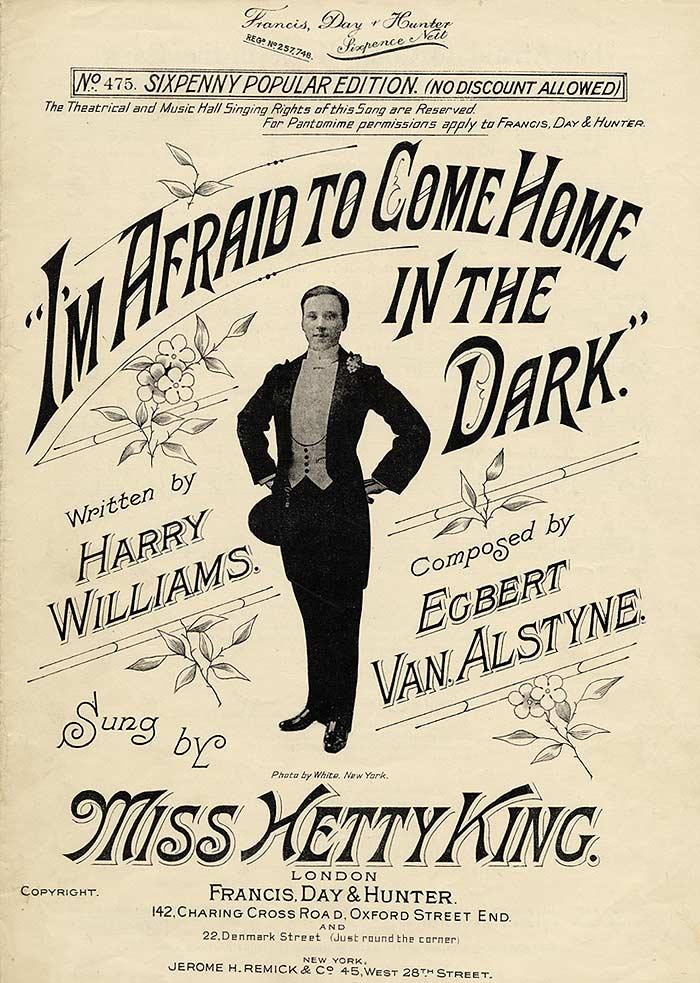 1907ettyingsheetmusic,expressingaconcernofmodernresidents