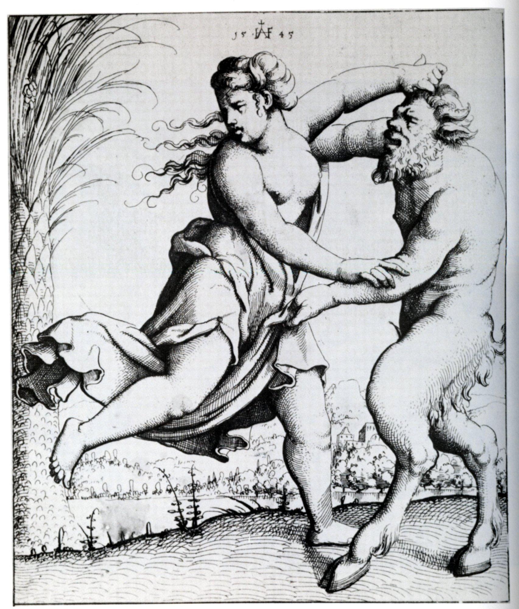 B Женщины с сатиром. секс с животными/b.