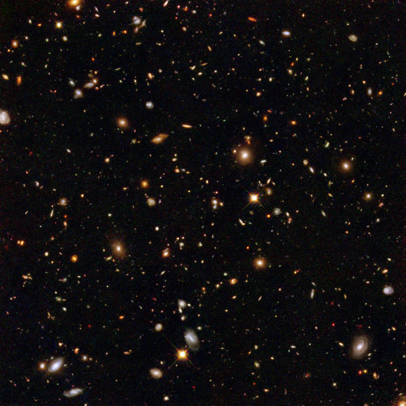 high resolution hubble ultra deep field large - photo #14