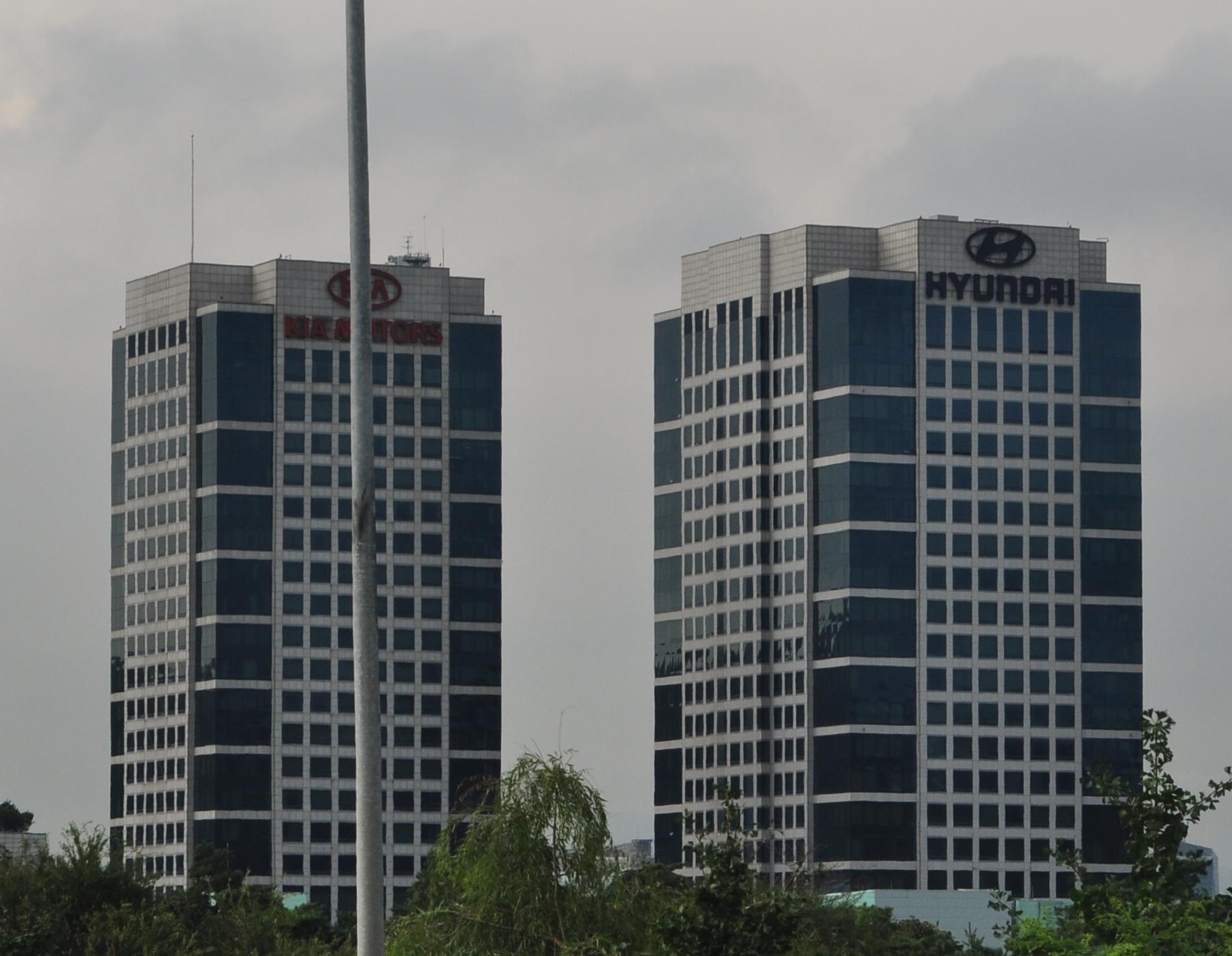 Does Hyundai Own Kia >> Hyundai Motor Company Wikipedia