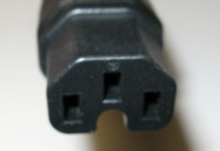 Cable amb connector C15