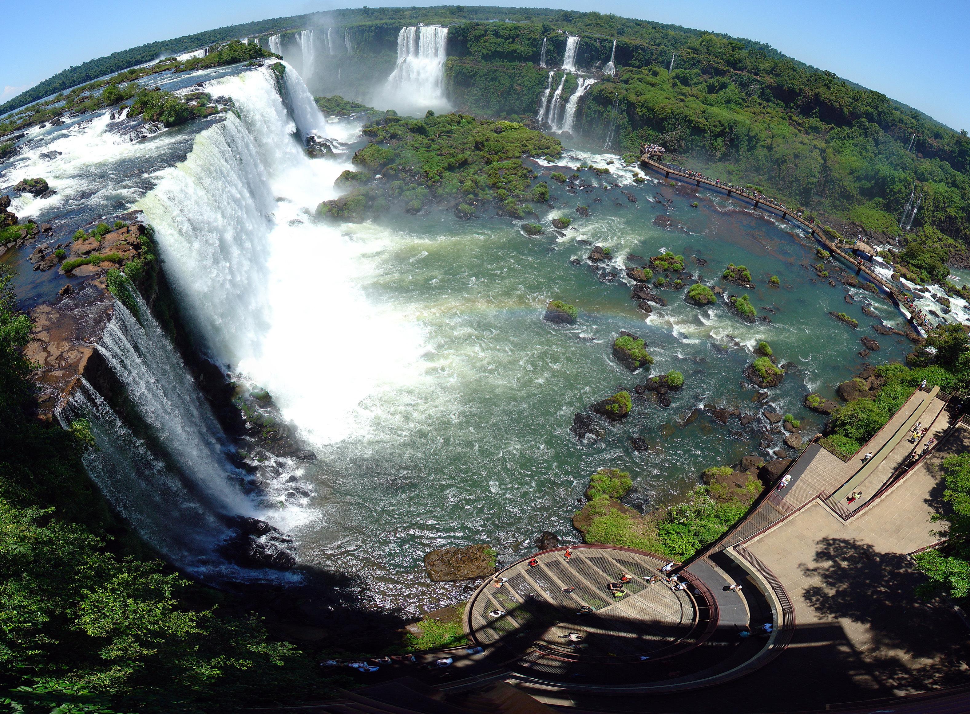 Cataratas do Iguaçu. Foto: Martin St-Amant
