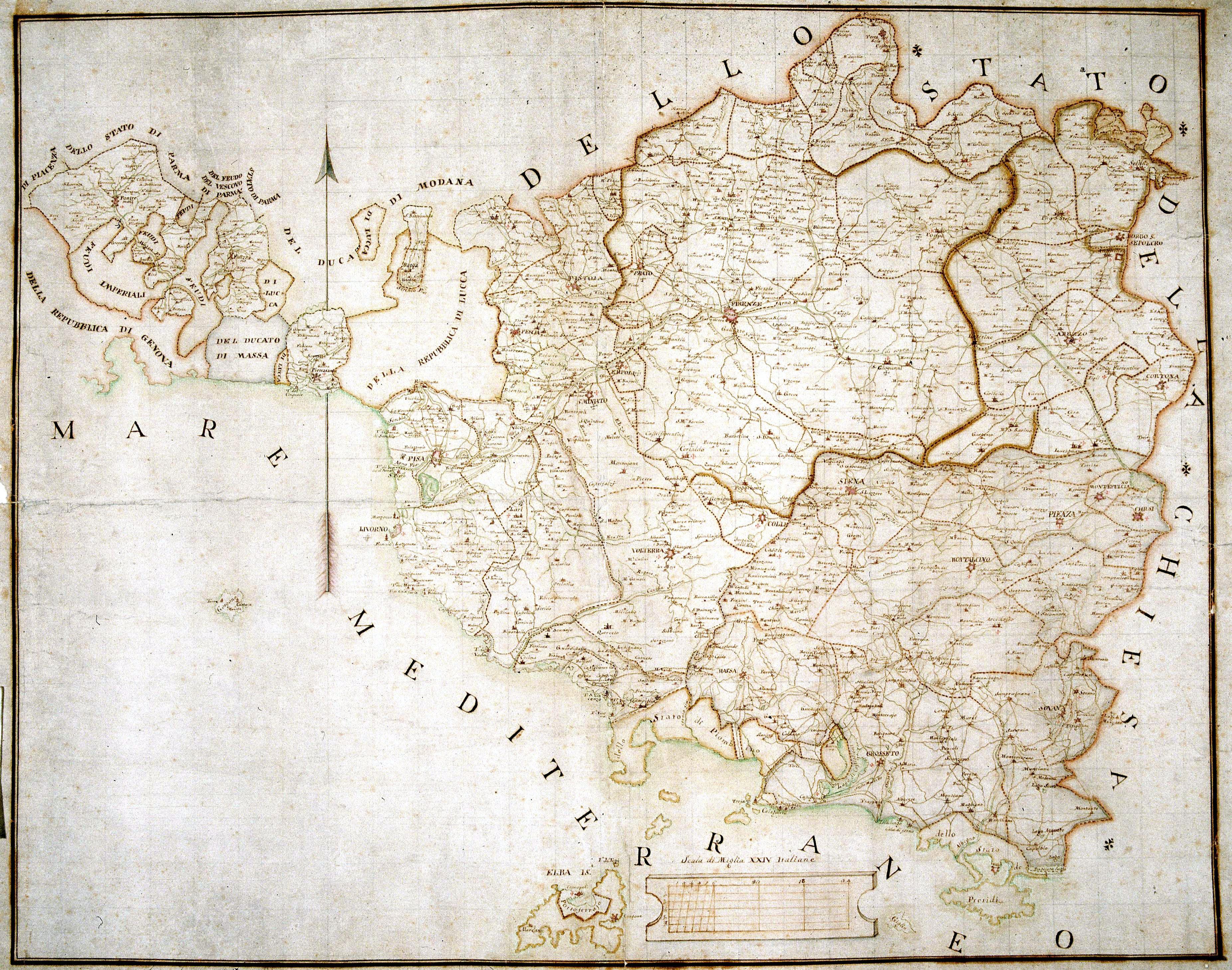 File Il Granducato di Toscana nell'ultimo quarto del XVIII  ~ Tumblr Quarto Di Secolo