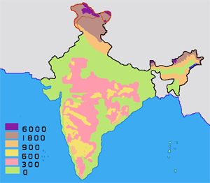 Atlas of India Wikimedia mons