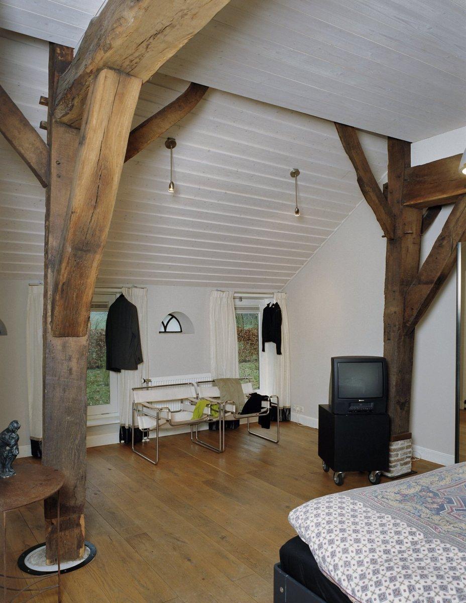File interieur gebint in slaapkamer de wijk 20363793 for Interieur 928