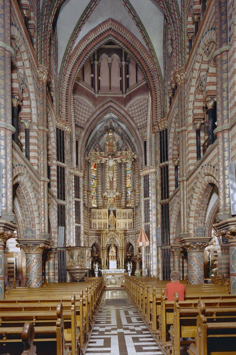 Basilika Unserer Lieben Frau vom Heiligen Herzen – Wikipedia