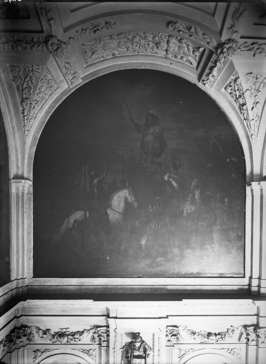 File:Interieur zuid galerij zuid wand van zuid-oost hoek ...