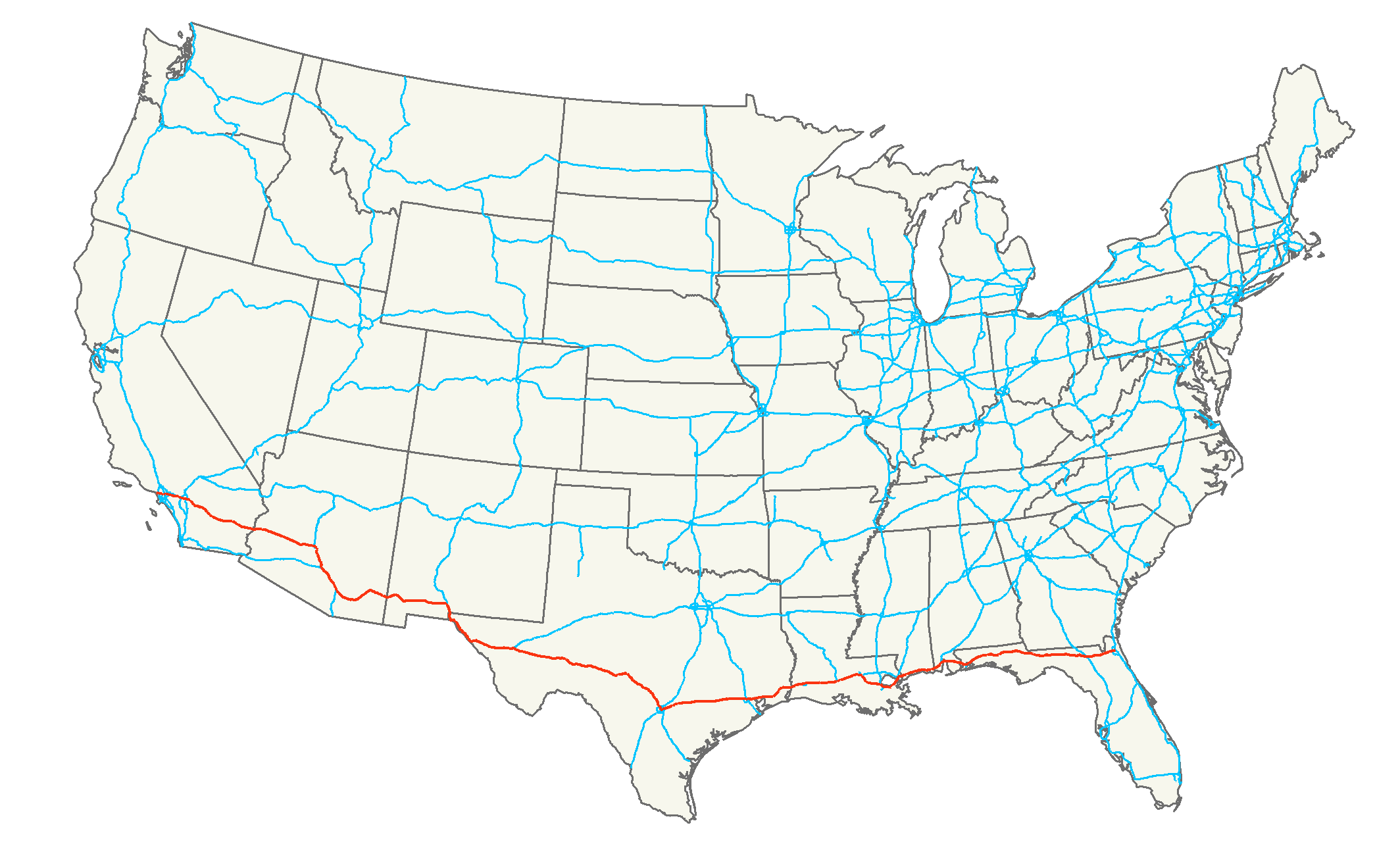Interstate 10 - Wikipedia