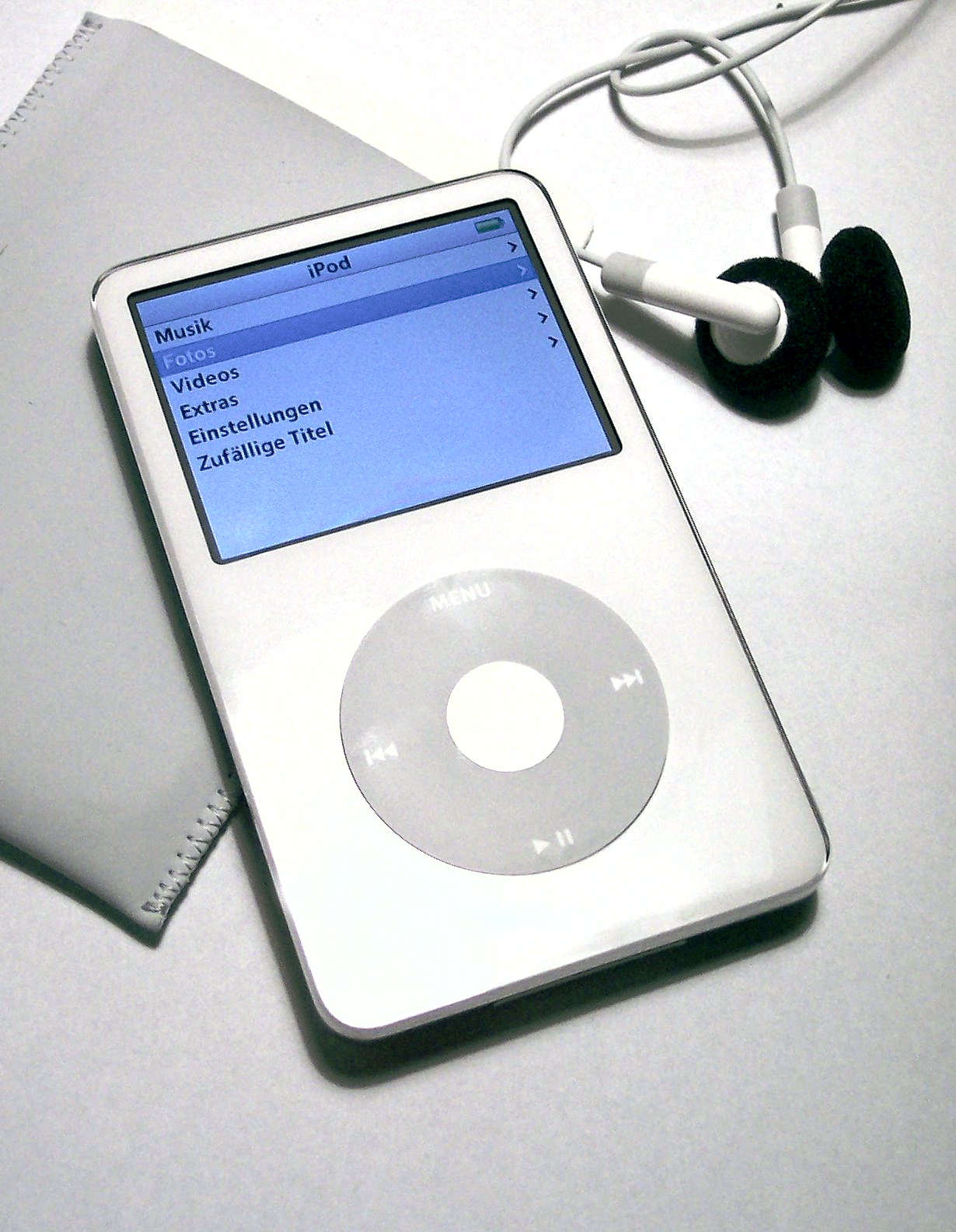 Apple IPod Der Meistverkaufte MP3 Player