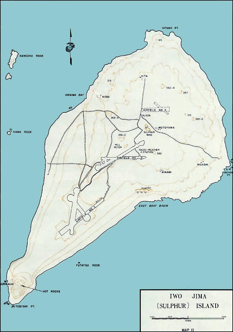 fileiwo jima  map  wikimedia commons - fileiwo jima  map