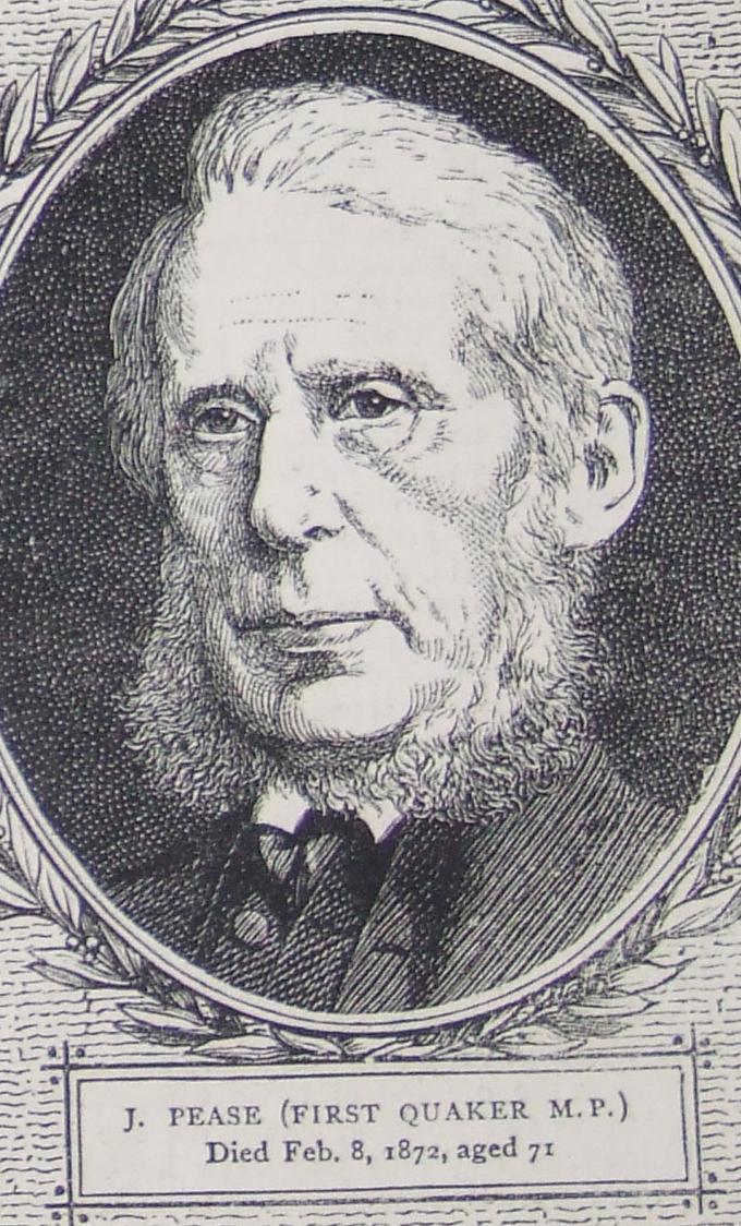 Joseph Pease