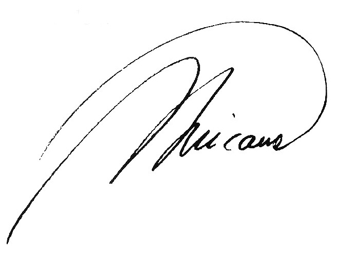 how to draw signature on word