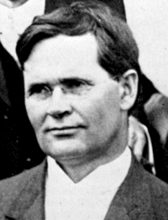 John W. Gilmore academic administrator