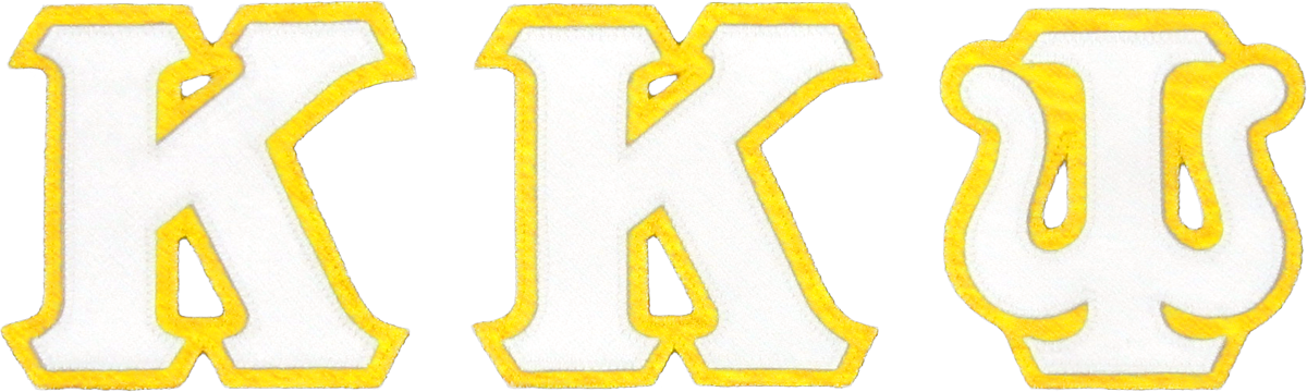 File Kappa Kappa Psi Letters Png Wikimedia Commons