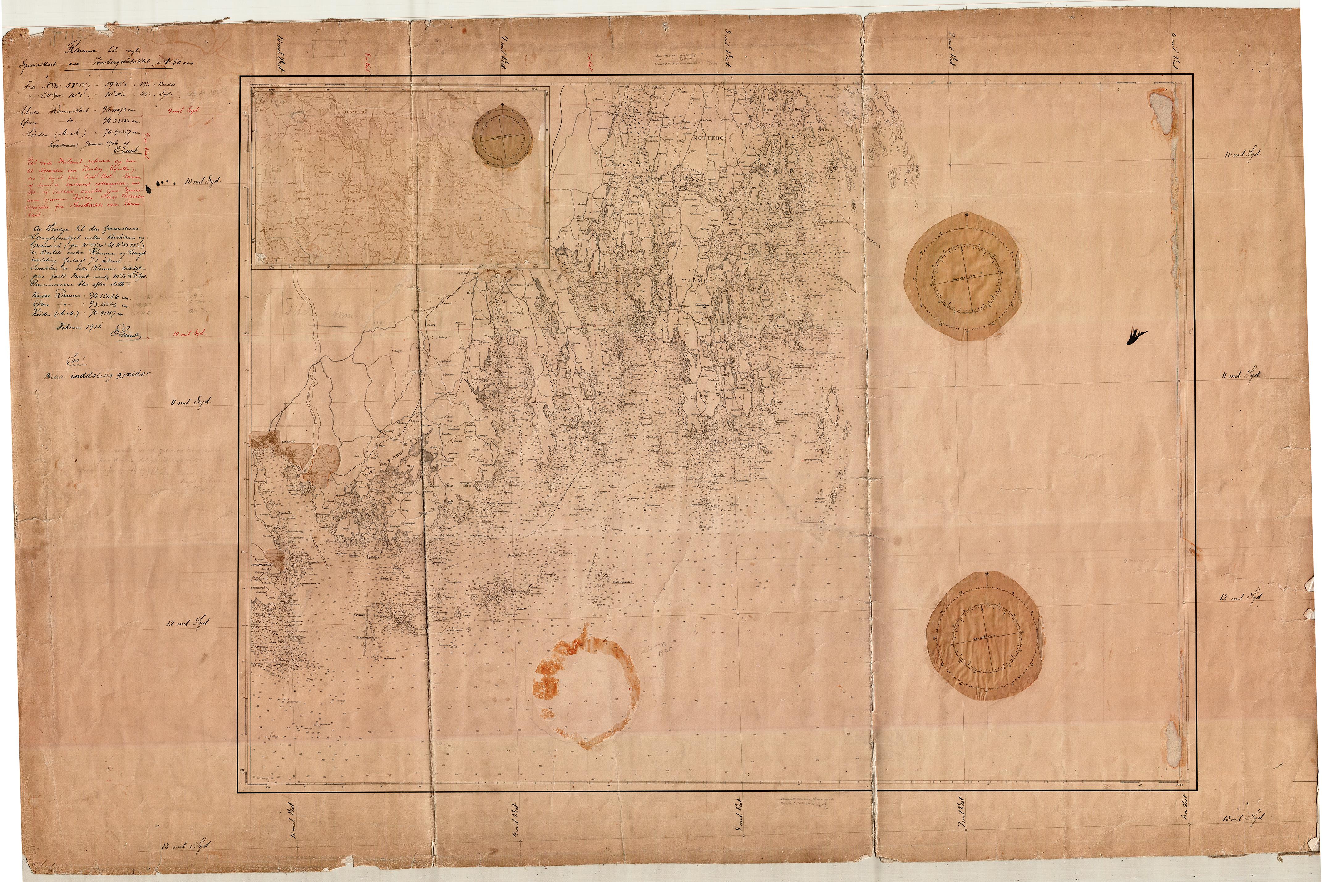 kart til File:Kart over kysten fra Fredriksvern til Nøtterøy, inkl Tønsberg  kart til