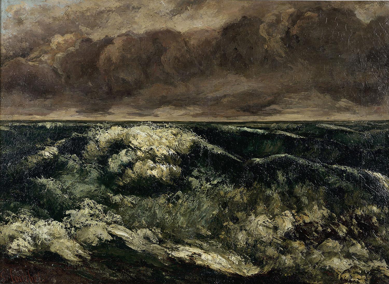 La Vague (Gustave Courbet - Musée des beaux-arts de Lyon).jpg