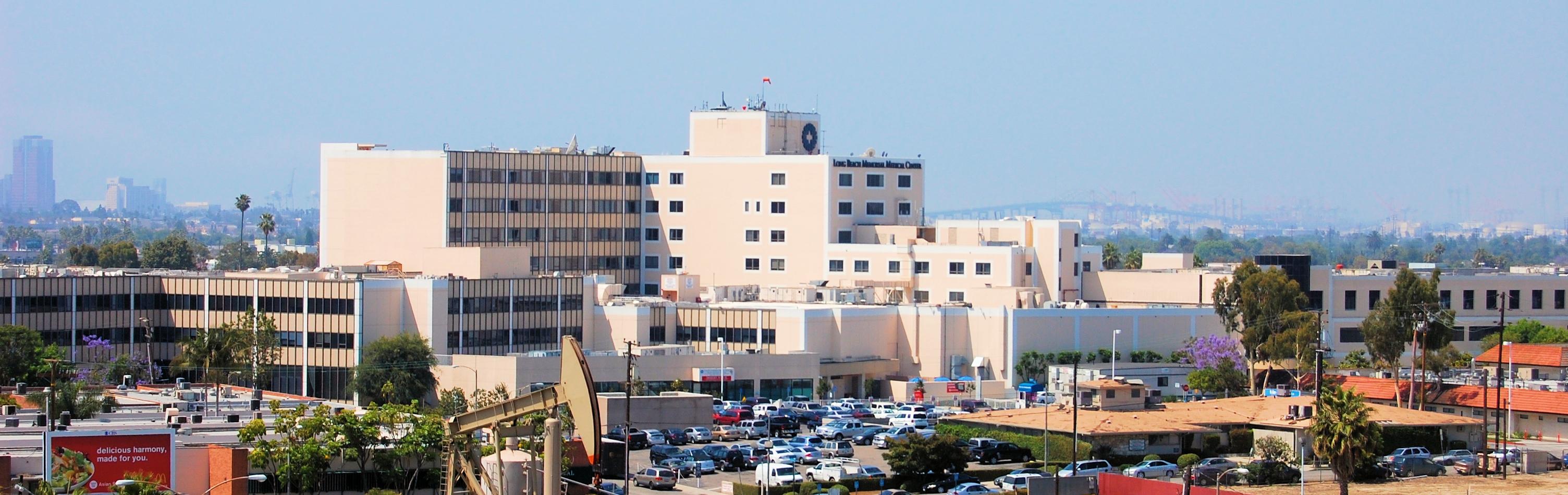Long Beach Memorial Hospital Car Show