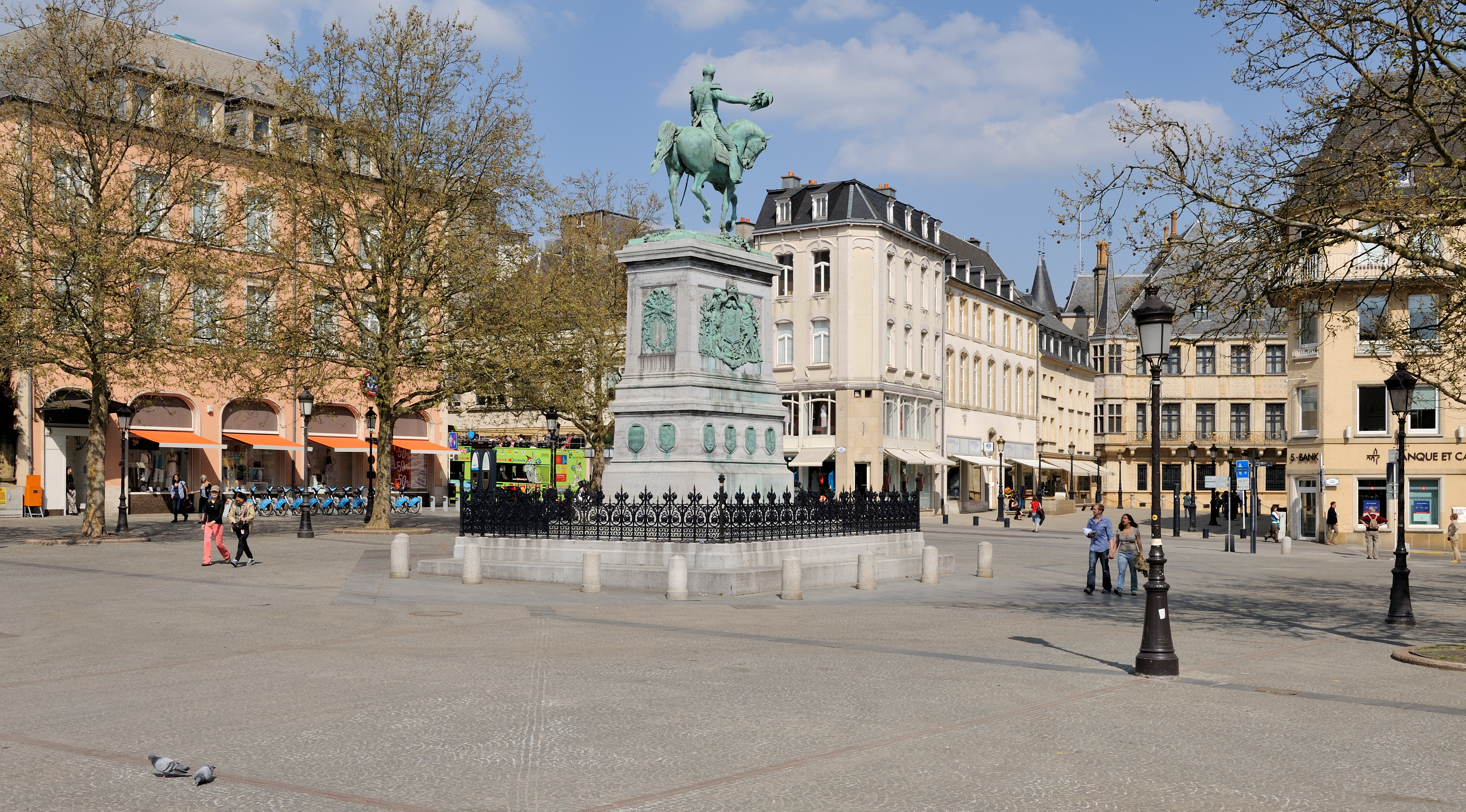 The old quarter luxembourg city luxembourg 39 s old quarter thinglink - Restaurant rue des bains luxembourg ...