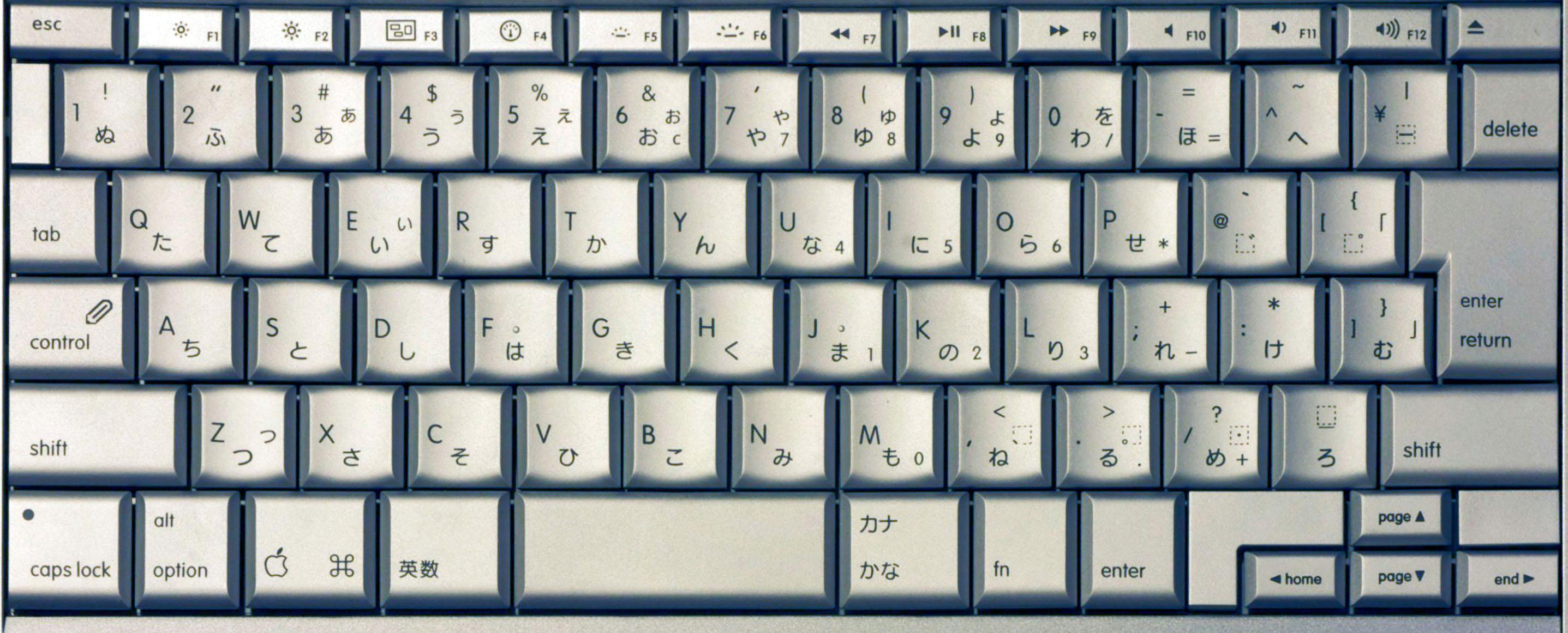 Japanese keyboards - Forums - MyAnimeList.net