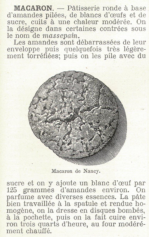 Ranskalainen ohje 1900-luvun alusta