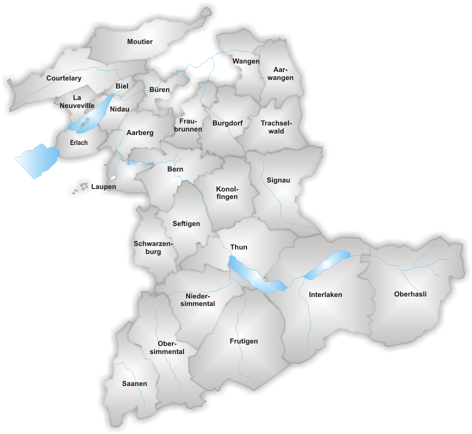 FileMap Canton Bern Districtspng Wikimedia Commons