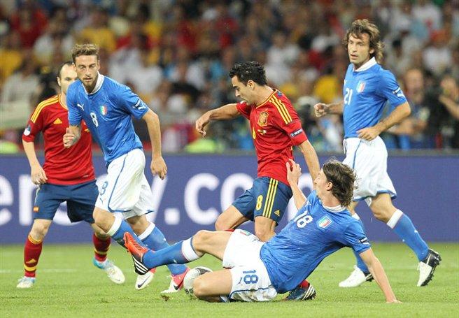 Depiction of Deporte en Italia