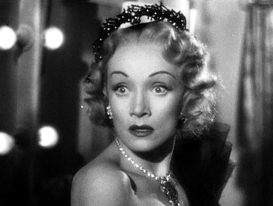 Marlene Dietrich Stage Fright Trailer 2