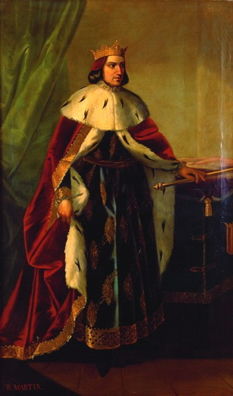 File:Martín I el Humano, rey de Aragón (Diputación Provincial de Zaragoza).jpg - Wikimedia Commons