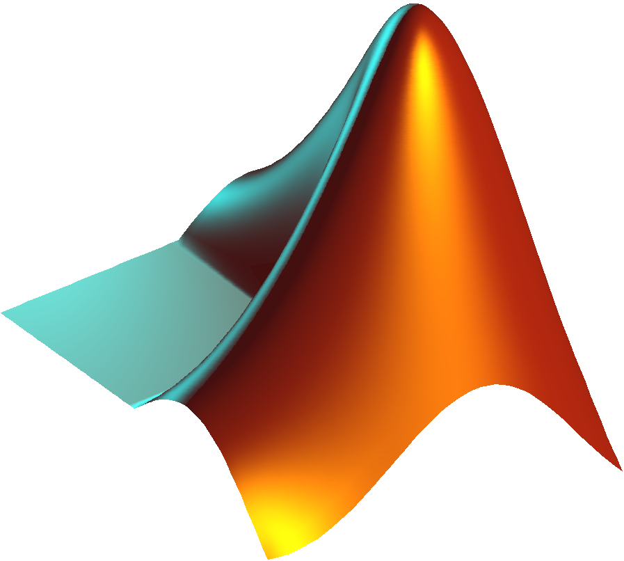 Representation of the MATLAB logo