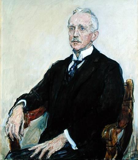 Max Slevogt, Gustav Pauli, 1924