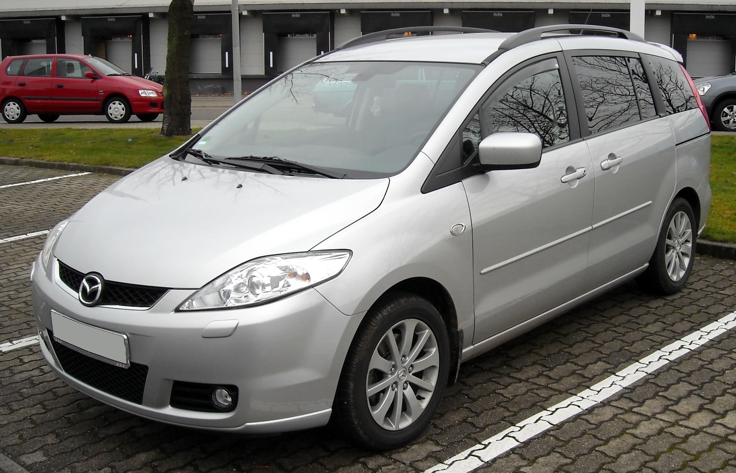 File Mazda5 Front 20081204 Jpg Wikimedia Commons