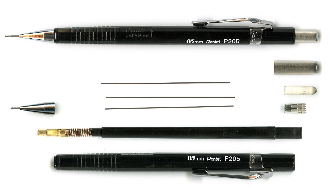 Mechanical pencil - Wikiwand