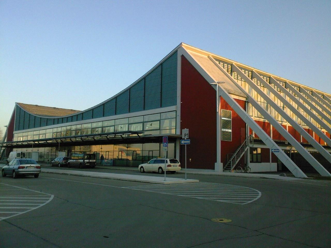 Flughafen Memmingen Reiseführer Auf Wikivoyage