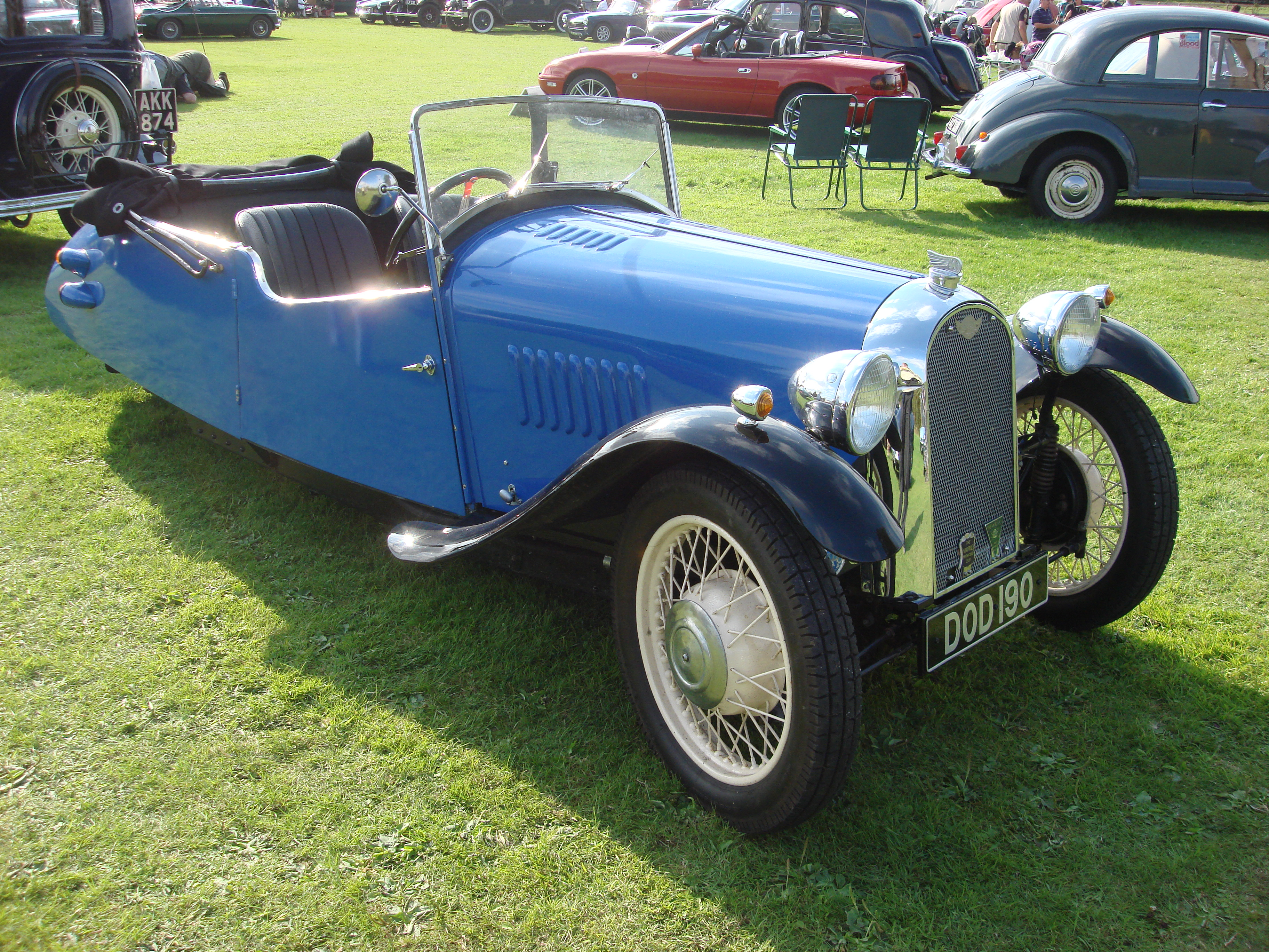 Vintage Three Wheel Cars For Sale