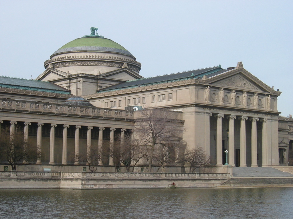 "Résultat de recherche d'images pour ""Chicago's Museum of Science and Industry"""