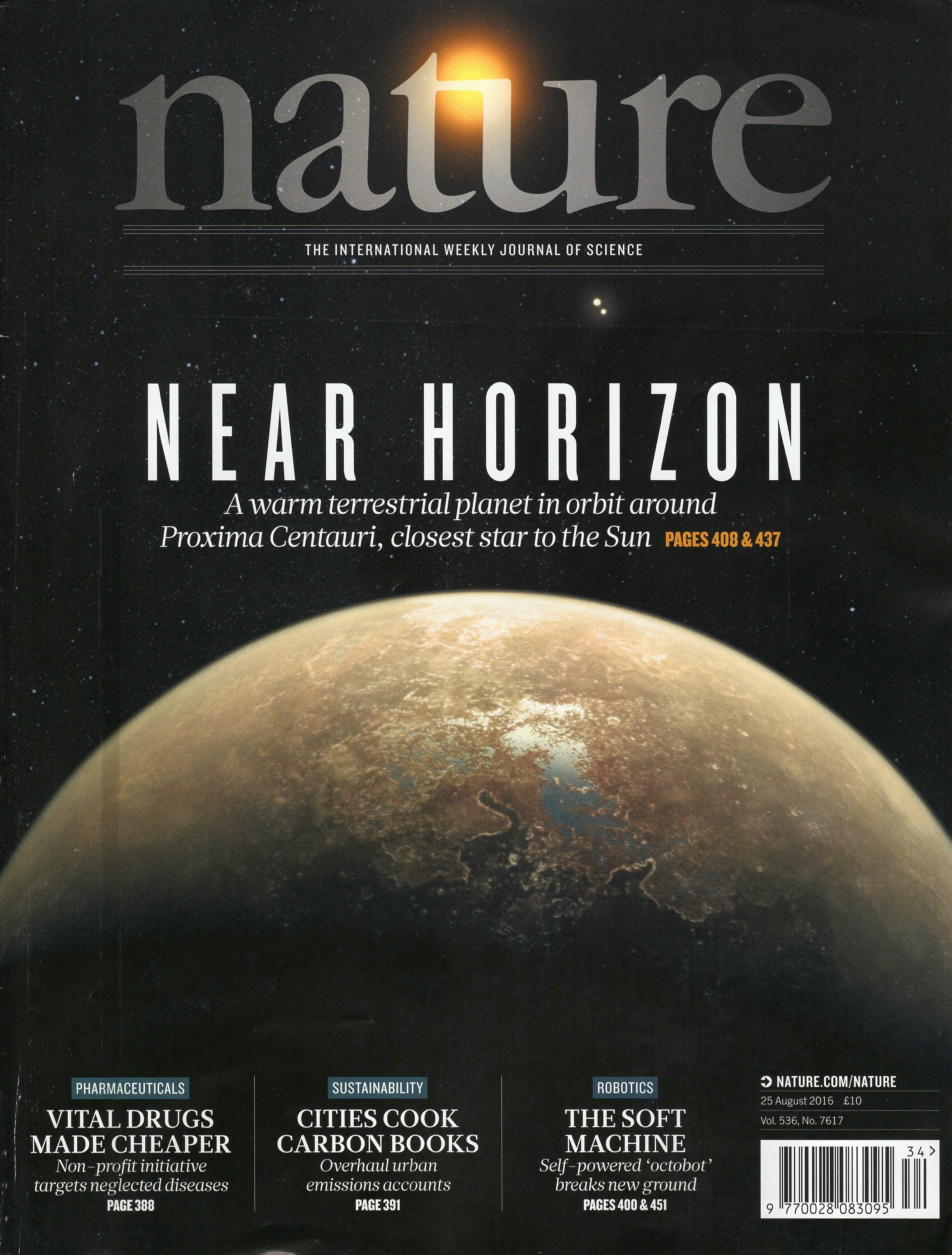 nature journal wikiwand